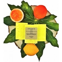 Gaia CBD Anti-Bacterial Electric Citrus Soap