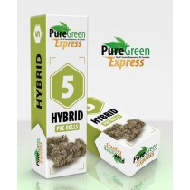 Pre Rolled Joints - Hybrid (5-Pack)