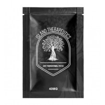 CBD Transdermal Patch - Single (40mg)