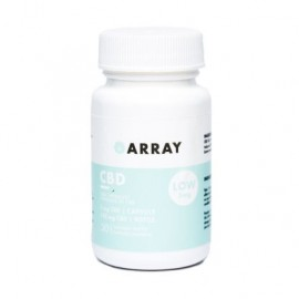 Array CBD Capsules - 5mg CBD (30 Count Bottle)