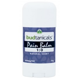 Budtanicals Pain Balm 1:0 (400mg THC) - Natural Scent