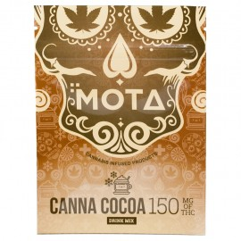Mota Canna Hot Chocolate - 150mg THC (3-pack)