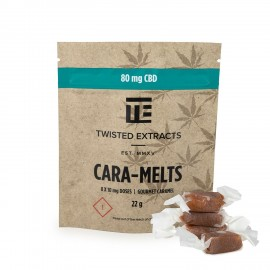 Cara-Melts - 80mg CBD