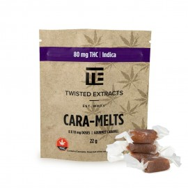 Cara-Melts - 80mg THC (Indica)