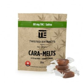 Cara-Melts - 80mg THC (Sativa)
