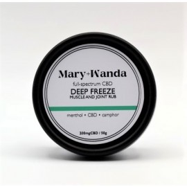 Mary + Wanda CBD Deep Freeze Rub (200mg CBD)