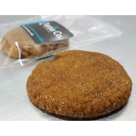 Ginger Molasses Cookies (260mg THC) - Indica