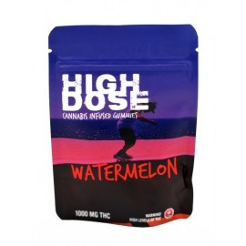 Bodega *High Dose* Gummy - Watermelon (1000mg THC)