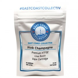 Premium Live Resin Vape Cartridge | Pink Champagne