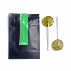 Nighttime Green Apple Medicated Lollipop - Indica - 2pack