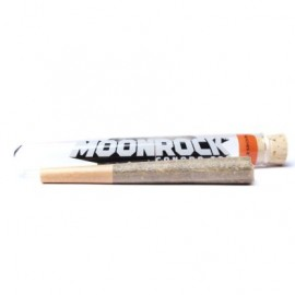 Moon Rock Pre Rolled Blunt - Peaches & Cream (1.2 grams)