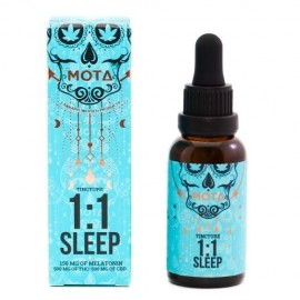 Mota 1:1 Sleep Tincture (500mg THC/CBD)