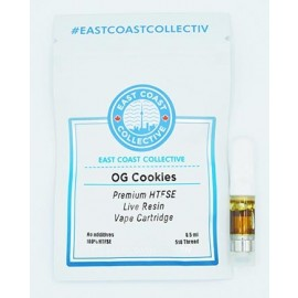 Premium HTFSE Vape Cartridge | OG Cookies