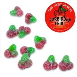 Forbidden Fruit - Sour Tingly Cherries (200mg THC per pack)