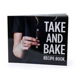 Twisted Extracts Take and Bake Recipe Book
