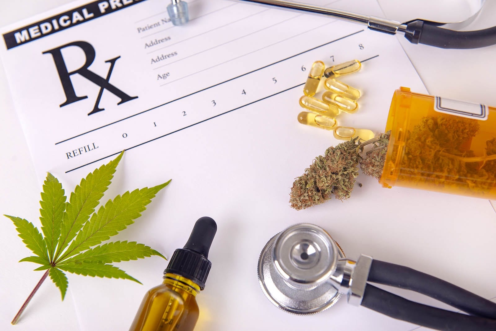 Cannabis Can Significantly Reduce Opioid Use